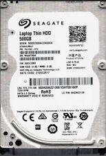 ST500LM021 P/N: 1KJ152-072 F/W: 0001LVM1 WU W62 Seagate 500GB