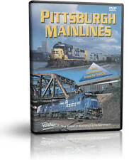 Pittsburgh Mainlines, Iron City Heavy Railroad Action - Pentrex Conrail CSX