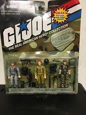 GI JOE Action Figure 3 Pack 1998- Oktober Guard In Package