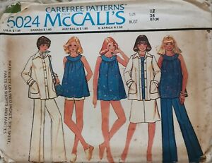 Assorted Vintage 1980s sewing patterns
