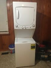 Frigidaire FFLG1011MW White All-in-One Washing Machine