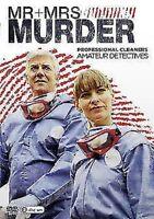 Mr E Mrs Murder DVD Nuovo DVD (AV3161)