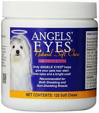 Angels' Eyes Natural for Dogs Soft Chews Chicken Formula in 120 or 240 count jar