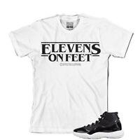 Tee to match Jordan Retro 11 Jubilee 25th Anniversary Sneakers. ELEVENS Tee