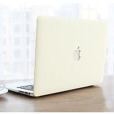 "Cream Series Rubberized Matte Case for MacBook Air Pro 11"" 13"" 15"" Retina +2016"