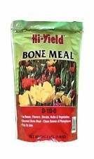 Hi Yeild Bone Meal 0-10-0 Fertilizer - 4 Lbs.