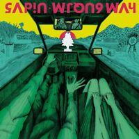 SAPIN - WRONG WAY  CD NEU