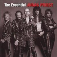 JUDAS PRIEST - THE ESSENTIAL JUDAS PRIEST NEW CD