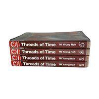 Threads of Time Volumes 1-3, 5 Manhwa Manga English OOP Tokyopop