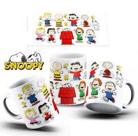 Charlie Brown, Peanuts ,Snoopy , Mug  , Coffee -Gift-Home-office # 13