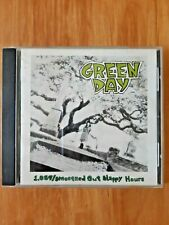 Green Day, 1,039/ Smoothed Out Slappy Hours Music CD