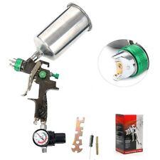 1 3mm 1l Gravity Hvlp Air Spray Gun Kit Auto Paint Primer Basecoat Clearcoat