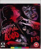 Malatestas Carnaval De Sangre Blu-Ray Nuevo Blu-Ray (FCD1644)