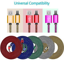 1M/3M/10FT Micro USB Data Charging Cable Quick Charge For Samsung Android phone