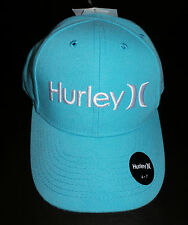 Boy's Size 4-7 Hurley Baseball Adjustable Cap Hat Beta Blue $18