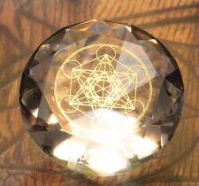Tachyonen Diamant Metatron klar 45 Energie Heilige Geometrie Engel Gabriel