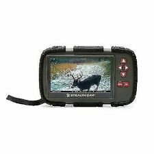 "LOT of 3 Stealth Cam 4.3"" Color LCD Touch Screen SD Card Readers/Viewers    #238"