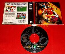 THE NEXT GLORY SUPER SIDEKICKS 3 Neo Geo Cd Versione Europea ○○ USATO