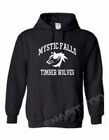 Inspired The Vampire Diaries inspired Hoodies - Mystic Falls Salvatore 17