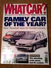 January What Car? Cars, 1990s Transportation Magazines