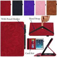 PU Leather Case Cover For iPad 2 3 4 5th 6th 7th Gen Air Pro 9.7 Mini 12345 2019