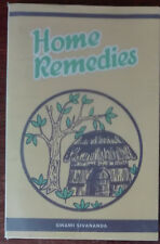 Home Remedies - Swami Sivananda - The divine life society,1985 - A