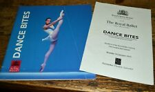 More details for royal ballet dance bites haymarket theatre leicester programme 1995