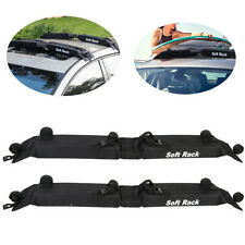 Soft Roof Rack Luggage Black Easy Rack Load Fold Oxford Car Carrier Rack