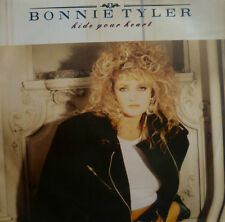 """7"""" 1988 RARE IN MINT- ! BONNIE TYLER : Hide Your Heart"""
