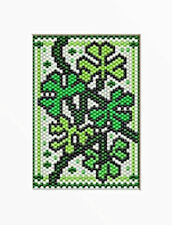 Luck Of The Irish~Beaded Banner Pattern
