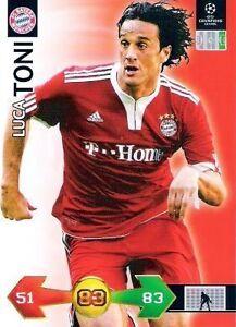 Adrenalyn XL - Super Strikes 2009/2010 - FC Bayern München Spieler aussuchen