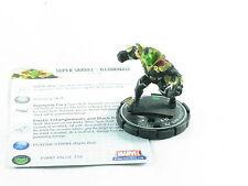 Heroclix Super-Skrull: Illuminati 061 Secret Invasion SR Super Rare LE