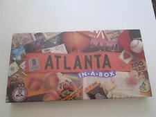 Atlanta In A Box Family Board Game NEW