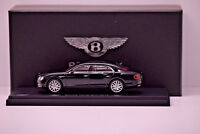 BENTLEY FLYING SPUR W12 ONYX (BLACK) KYOSHO 1/43 NEUF EN BOITE