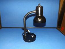 "ADVANTUS CORP. LEDU GOOSENECK 16"" H TABLE LAMP WITH BELL SHADE"