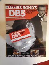 JAMES BOND 007 - ASTON MARTIN DB5 1:8 SCALE BUILD GOLDFINGER PART 66