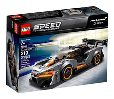 Lego 75892 Speed Champions McLaren Senna ~NEW ~