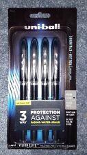Sanford Uni-Ball Vision Elite Stick Micro Point Rollerball Pens, 0.5mm, Black