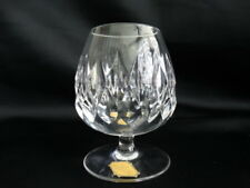 Nachtmann Crystal Clear Cut Contessa 3 3/4 inch Brandy Snifter Excellent Cond