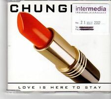 (FK922) Chungking, Love Is Here To Stay - 2007 CD