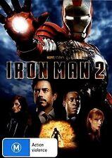 IRON MAN 2 New Dvd ROBERT DOWNEY JR ***