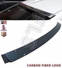 CARBON FIBER BMW 3 SERIES F30 F80 PERFORMANCE AC STYLE REAR ROOF WINDOW SPOILER