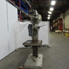 Bufflo Forge Vintage 26 Drill Press 32mt 440v 3ph Variable Speed 125 2000rpm