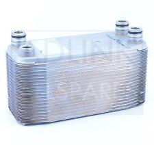 VAILLANT Ecomax 835 e Acqua calda domestica Scambiatore di calore (38 PIASTRE) 065132