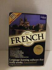 Transparent Language, FRENCH, with bonus CD