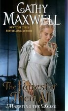 Cathy Maxwell  The Fairest Of Them All      Historical Romance Pbk NEW Book