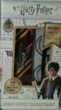 NEW Harry Potter Glasses & Gryffindor Tie Dress Up/Costume