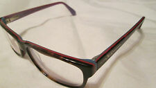 Marc by Marc Jacobs red / blue / lilac glasses frames. MMJ 426.