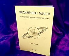 INEXHAUSTIBLE WEALTH Finbarr Occult Grimoire Magic Magick Money Spell Witchcraft