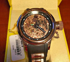 @New Invicta 52mm Russian Diver Mechanical Stainless Steel Poly Strap 1090